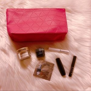 NEW Lancôme Gift with Purchase Makeup Skincare Set